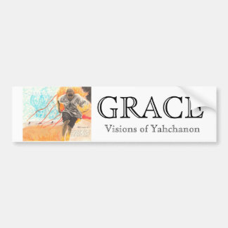 Grace Bumper Sticker