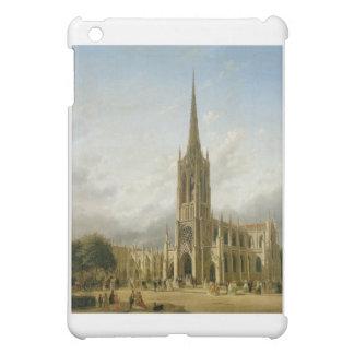 Grace Church, New York circa 1858 Cover For The iPad Mini