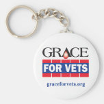 Grace For Vets Keychain