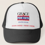 Grace For Vets Trucker Hat