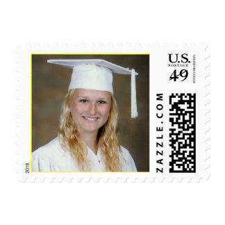 Grace graduates postage