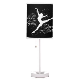 Grace Is My Brush Lamp