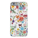 grace Kelly Designer Floral Scarf iPhone 6 case