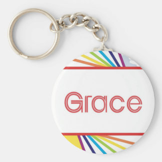 Grace Keychain