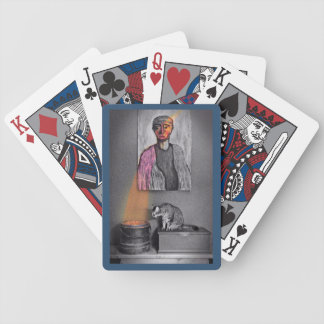 """""""Grace Light"""" Bicycle Playing Cards"""