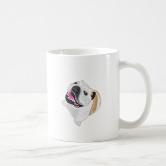 Grace Mertes Bulldog Wyatt Coffee Mug