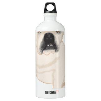 Grace Mertes Rescued Bulldogs Aluminum Water Bottle