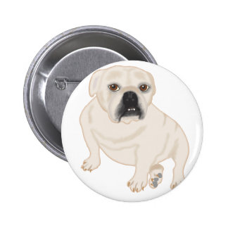 Grace Mertes Rescued Bulldogs Pins