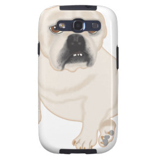Grace Mertes Rescued Bulldogs Samsung Galaxy S3 Cover