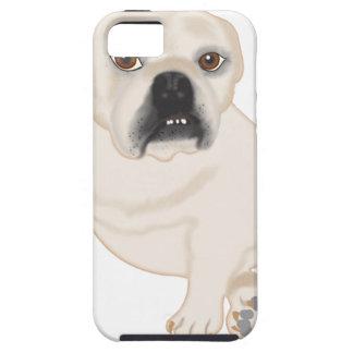 Grace Mertes Rescued Bulldogs iPhone 5 Case