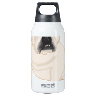 Grace Mertes Rescued Bulldogs Insulated Water Bottle