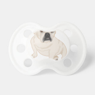 Grace Mertes Rescued Bulldogs Pacifiers