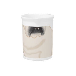 Grace Mertes Rescued Bulldogs Beverage Pitchers