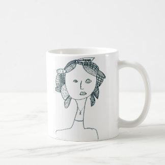 Grace Miller-Hecht Classic White Coffee Mug