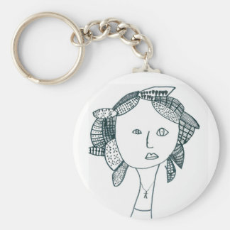 Grace Miller-Hecht Keychain