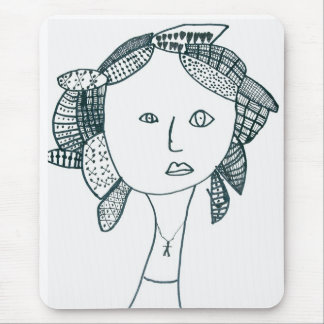 Grace Miller-Hecht Mouse Pad