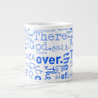 Grace of God Jumbo Mug