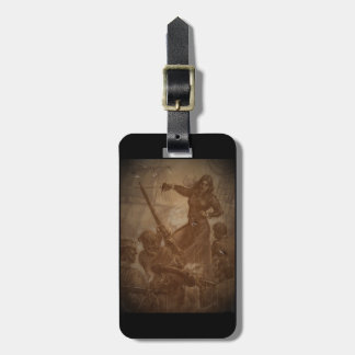 Grace O'Malley Pirate Queen Tag For Luggage