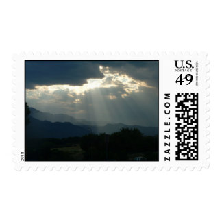 Grace on the Rockies Stamp