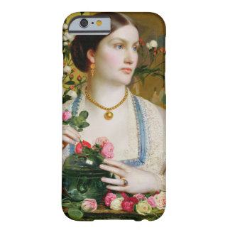 Grace Rose, 1866 (oil on panel) Barely There iPhone 6 Case