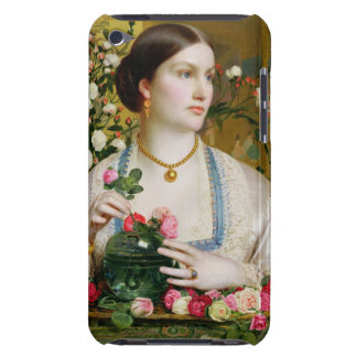 Grace Rose, 1866 (oil on panel) iPod Touch Cover