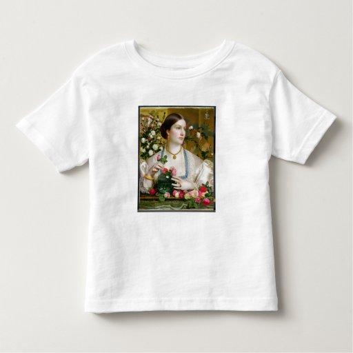 Grace Rose, 1866 (oil on panel) Tee Shirt