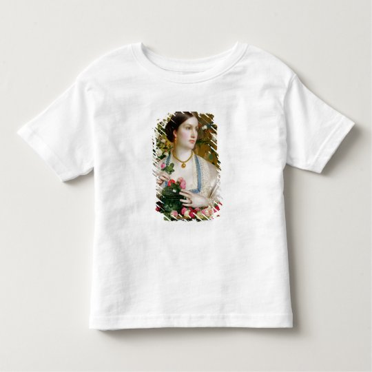 Grace Rose, 1866 (oil on panel) Toddler T-shirt