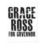 Grace Ross For Governor 2010 Postcard