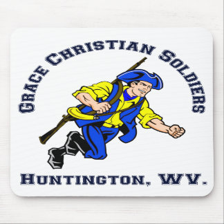 Grace Soldiers Mouse Pad