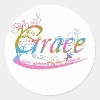 Grace Stickers