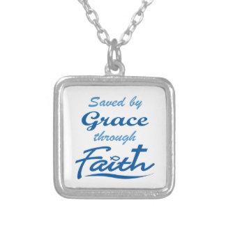 GRACE THROUGH FAITH PENDANT