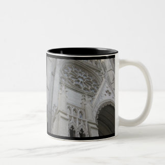 Grace Two-Tone Coffee Mug