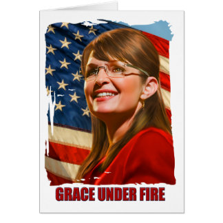 Grace Under Fire Card