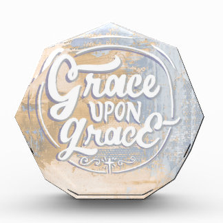 Grace upon Grace Acrylic Award