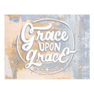 Grace upon Grace Postcard