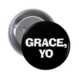 Grace Yo Buttons