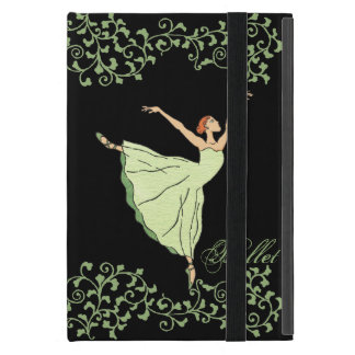 Graceful Ballerina iPad Mini Cases