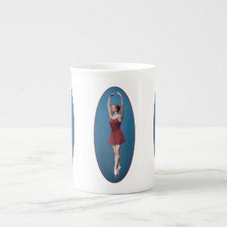 Graceful Ballerina On Pointe Specialty Mug
