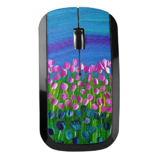 Graceful Charm Wireless Mouse