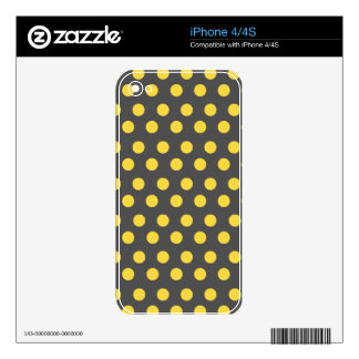 Graceful Commend Careful Thrilling Decal For The iPhone 4
