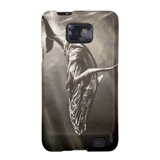 Graceful Descent Samsung Galaxy S2 Cover
