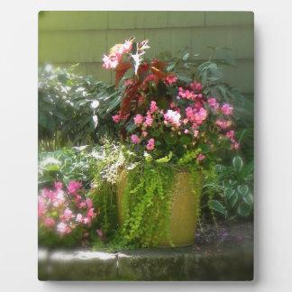 Graceful Garden Planter Plaque