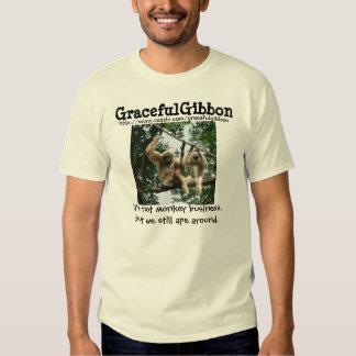 Graceful Gibbon Photo Shirt