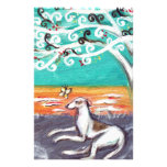 Graceful Greyhound Stationery