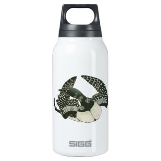 GRACEFUL IN MOVMENT INSULATED WATER BOTTLE
