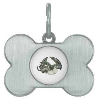 GRACEFUL IN MOVMENT PET ID TAG