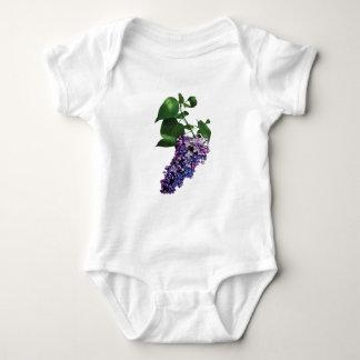 Graceful Purple Lilacs Infants T-shirt