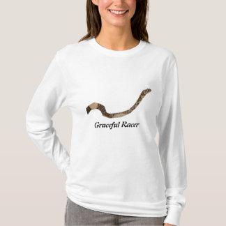 Graceful Racer Ladies Long Sleeve T-Shirt