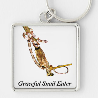 Graceful Snail Eater Key Chains