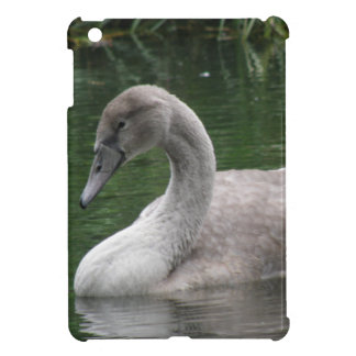 Graceful Swan on the Water iPad Mini Case